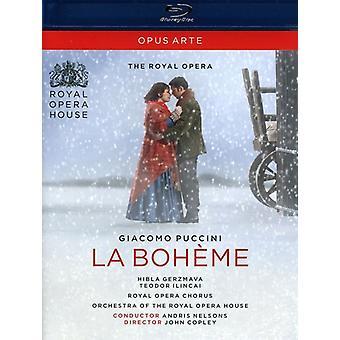 G. Puccini - La Boheme [BLU-RAY] USA import