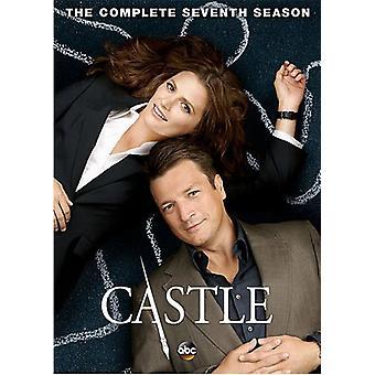 Slot: Komplet syvende sæson [DVD] USA importerer