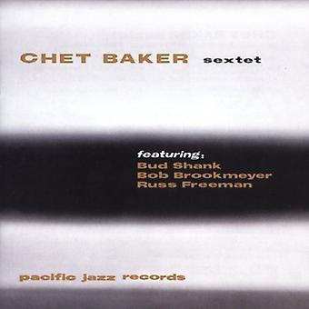 Chet Baker - Chet Baker Sextet [CD] USA import
