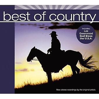 Various Artist - Best of Country [CD] USA import