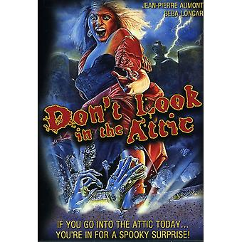 Don' ser i Attic [DVD] USA importen