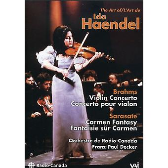 Ida Haendel - Art of Ida Haendel [DVD] USA import