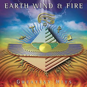 Earth Wind & brann - Greatest Hits [DVD] USA importere