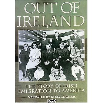 Out of Ireland-Irish Emigratio [DVD] USA import