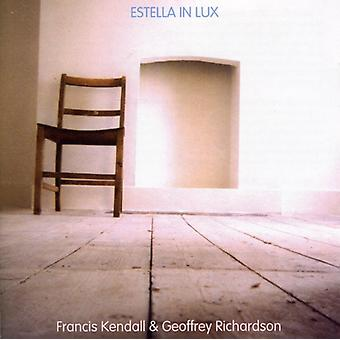 Kendall/Richardson - Estella in Lux [CD] USA import