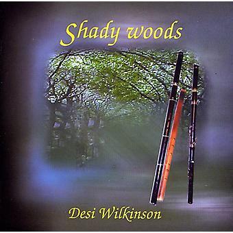 Desi Wilkinson - import USA zacienionym lesie [CD]