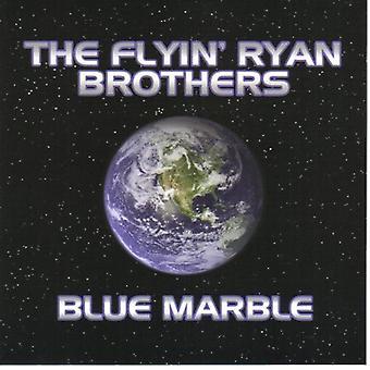 Flyin' Ryan Brothers - blauw marmer [CD] USA import