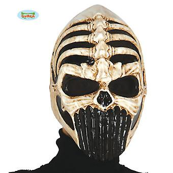 Guirca Careta Skull Warrior Pvc (Costumes)