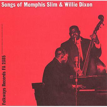 Memphis Slim/Dixon - Songs of Memphis Slim & Wee Willie Dixon [CD] USA import