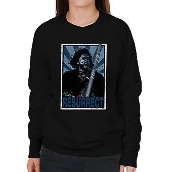 Genoplive Jon Snow Zombie Game Of Thrones kvinders Sweatshirt