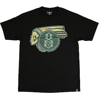 Rebel8 Pioneers T-shirt Black
