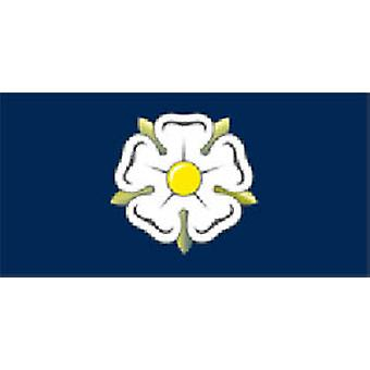 Yorkshire Flag 5ft x 3ft With Eyelets For Hanging