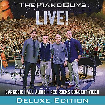 Chicos piano - importar de USA Live [CD]