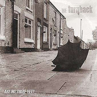 Turnback - Are We There Yet? [CD] USA import