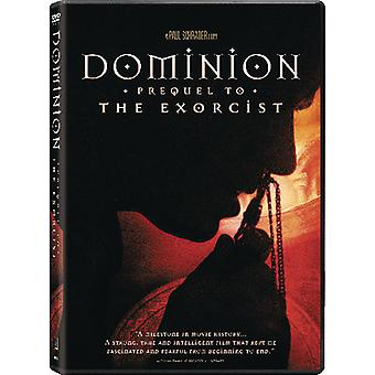 Dominion: Prequel to the Exorcist [DVD] USA import