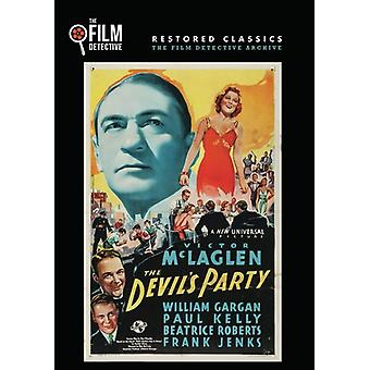 Devils part [DVD] USA importerer