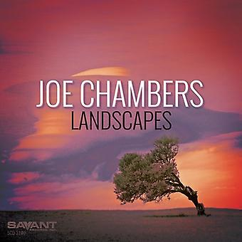 Joe Chambers - landskaber [CD] USA import