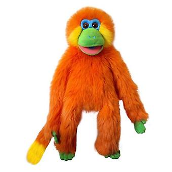 The Puppet Company Orange Monkey Hand Puppets (Toys , Preschool , Theatre And Puppets)
