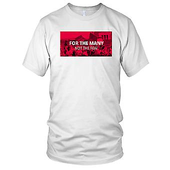 For The Many Not The Few - Labour Corbyn Kids T Shirt