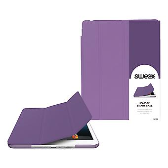 Sweex SA729 Sweex Ipad Air Smart Case Paars