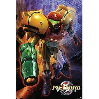 Metroid - Prime plakat Poster Print