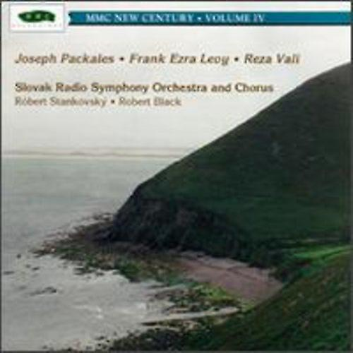 Packales/Levy/Vali - Mmc New Century, Volume IV [CD] USA import