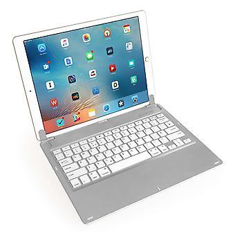 Caseflex Ipad Pro Keyboard - sølv / hvid