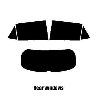 Pre cut window tint - Kia Stonic 5-door - 2017 and newer - Rear windows