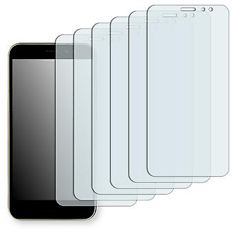 Nubia N1 Lite screen protector - Golebo crystal-clear protector (deliberately smaller than the display, as this is arched)