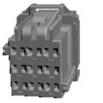 Socket enclosure - cable MCP Total number of pins 9 TE Connectivity 8-968971-1 1 pc(s)