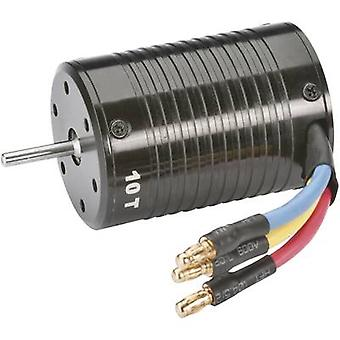 Model car brushless motor Absima Thrust BL kV (RPM per volt): 3050 Turns: 10