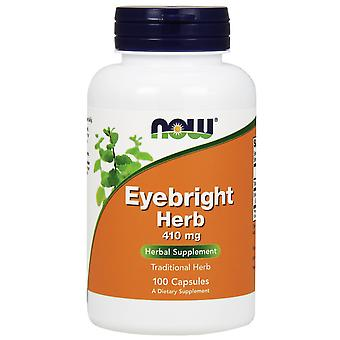 Now Foods Eyebright Herb 410 mg 100 vcaps (Vitamins & supplements , Special supplements)