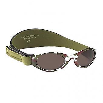 Baby Banz Adventurer Sunglasses - Camo Green