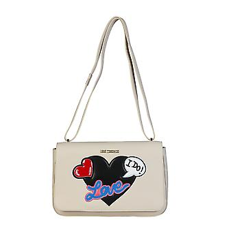 Love Moschino Women Crossbody Bags White
