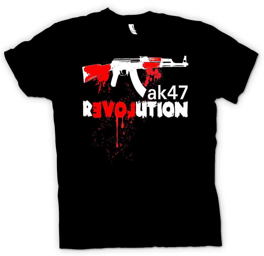 Womens T-shirt - AK47 Revolution
