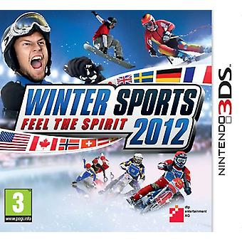 Winter Sports 2012 (Nintendo 3DS)