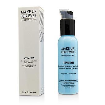Make Up For Ever Sens'Eyes Waterproof Sensitive Eye Cleanser - 100ml/3.38oz