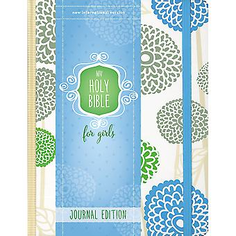 NIV Holy Bible For Girl - Journal Edition-Mint