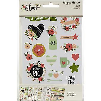 Bloom Stickers 4