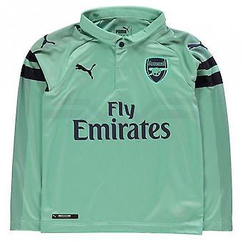 2018-2019 Arsenal Puma Third Long Sleeve Shirt (Kids)
