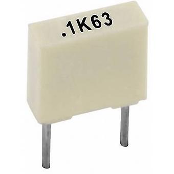 Kemet R82EC1470AA50K+ PET capacitor Radial lead 4.7 nF 100 V 10 % 5 mm (L x W x H) 7.2 x 2.5 mm x 6.5 mm 1 pc(s)