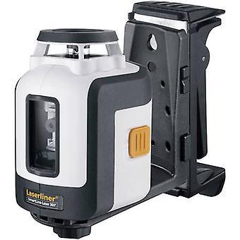 Línea cruzada laser bases Laserliner SmartLine-Laser 360° más el conjunto