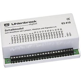 Bytte modul Uhlenbrock 63410