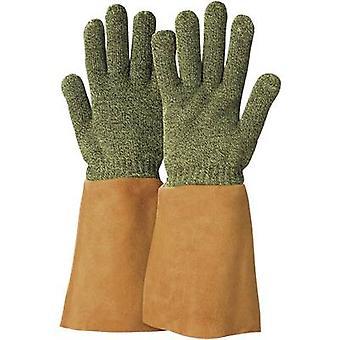 Para-amid Heat-proof glove Size (gloves): 9, L EN 388 , EN 407 CAT II KCL Karbo TECT® 954 1 pair