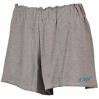 DIESEL Women UFLB-SHONNY Shorts, Grey, Small