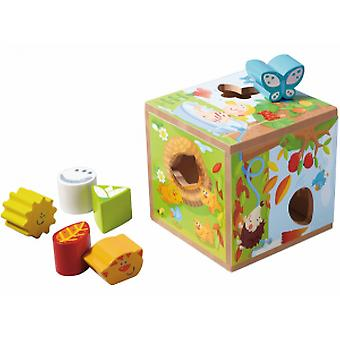HABA Wooden sorting box-forms Salas seasons for the little ones + 1 year