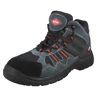 Mens Lee Cooper Safety Work Boots LC Shoe 039
