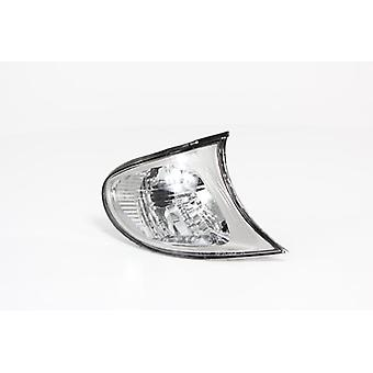 Right Indicator Lamp (Silver Bezel Saloon Models) for BMW 3 Series 2001-2005