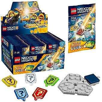 LEGO Nexo Knights 70372 Kräfte Combi