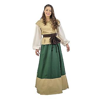 Medieval Lady Juana ladies costume medieval medieval dress ladies costume